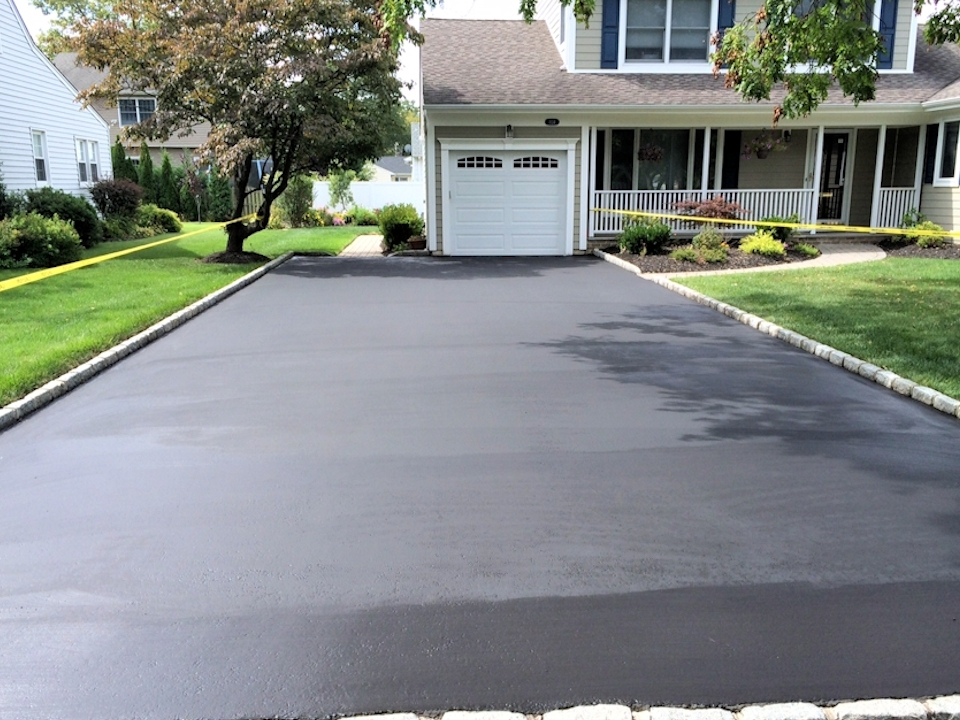 Makes your Driveway New Again