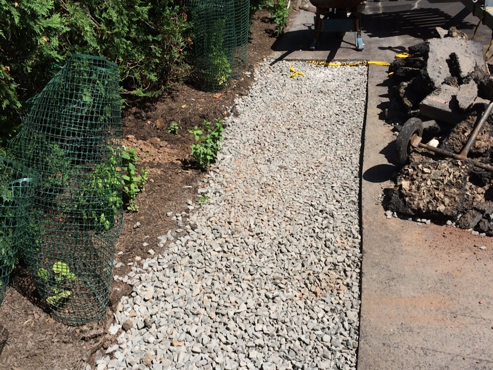 Westfield Yard Drainage Driveway Drainage And Landscaping