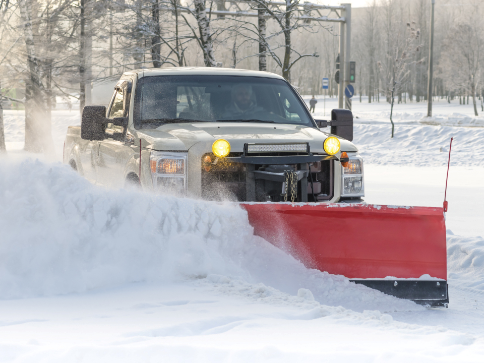 Commercial Snow Removal & Plowing