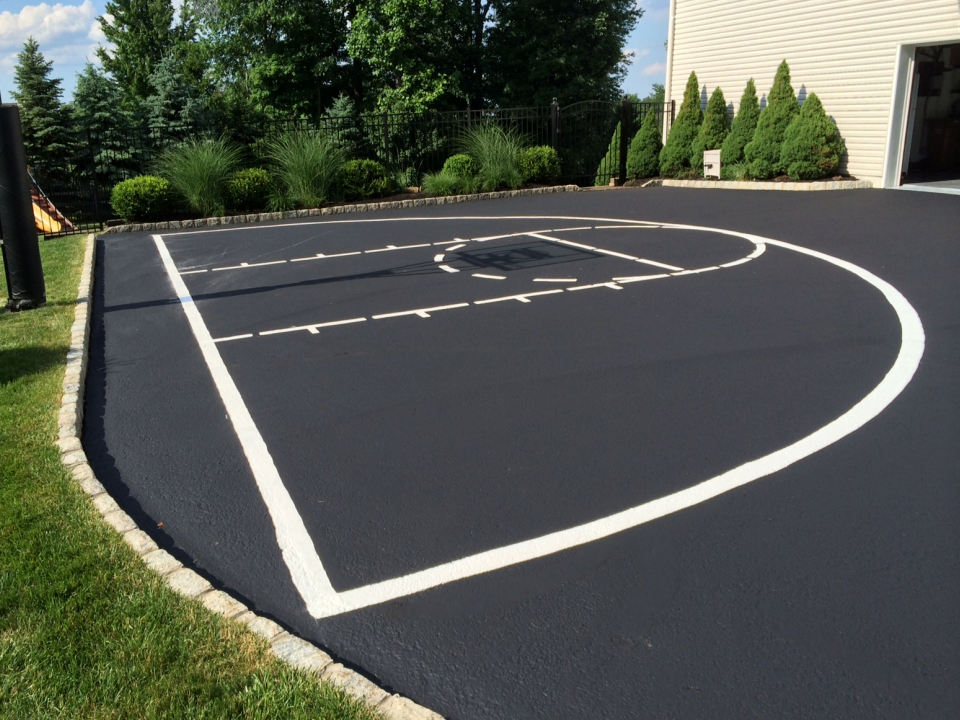 Specialty Paving and Striping